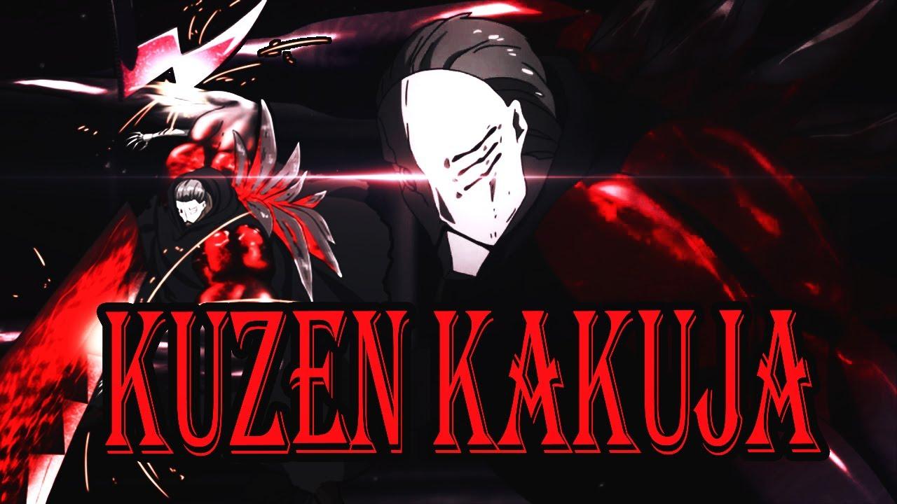 (ROBLOX)Project Ghoul ★Kuzen Kakuja★ ANIMAÇÕES DIVULGADAS!! #NARUTO20K!!