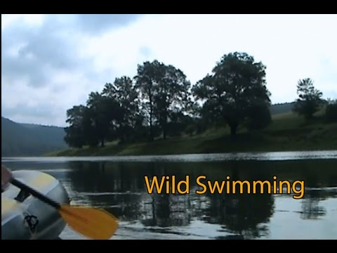 Wild Swimming in Ukraine. Dniester river.  Useful tips and adventures.
