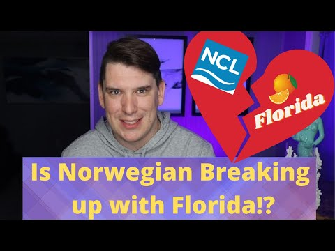 Cruise News - Carnival Cruise Ship News - Norwegian Leaving Florida? - Royal Caribbean Hopeful News