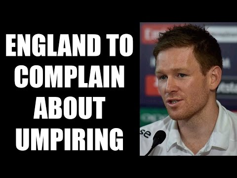 Eoin Morgan to complain about bad umpiring in Nagpur T20I to Match Referee | Oneindia News