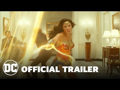 Wonder Woman 1984 - Trailer 1