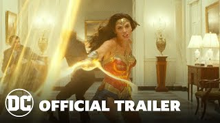 Wonder Woman 1984 | Official Trailer