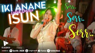 Download Luluk Darara - Iki Anane Isun | Serr.. Serr.. Serr.. | Akustik Koplo (Official Music Video)