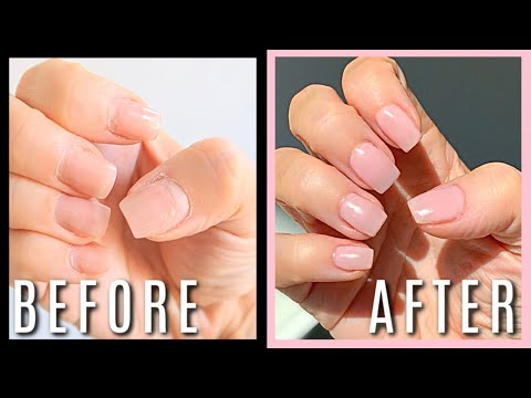 HOW TO DO UV GEL NAILS AT HOME | For Beginners Step By Step!