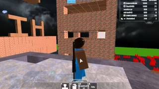 Tic Tac playsroblox with DUKES6682 Build to survive robots