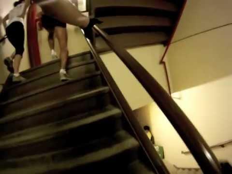 Willis Tower SkyRise Chicago 2011 - Uncut Stair Climb