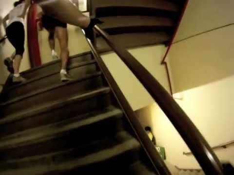 Willis Tower SkyRise Chicago 2011 - Uncut Stair Climb