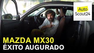 Mazda Mx30, Primera Prueba Conducción Y Sensaciones. Autoscout24