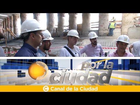 """<h3 class=""""list-group-item-title"""">Horacio Rodríguez Larreta recorrió las obras de la Línea H del Subte - Por la ciudad</h3>"""