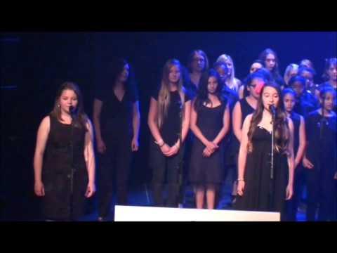 Azzurro / Adriano Celentano - Chorale du Collège Pierre de Ronsard - Tremblay-en-France