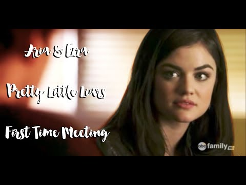 ezra and aria meet song