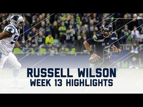 Russell Wilson Leads