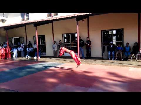 ACC Swaziland (T55-4) - Kungfu sequence 1