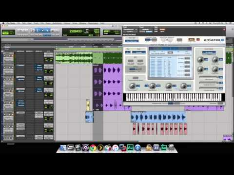 Mixing Tutorial - Auto Tuned Vocals Part 1: Settings (Rich Homie Quan, Future, Young Thug Vocals)
