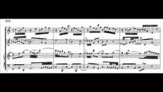 J.S. Bach - BWV 1044 - (2) Adagio...e dolce A minor / a-moll