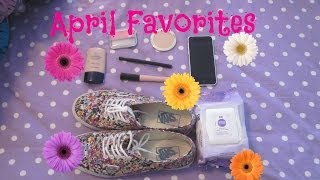 My April 2014 Favorites!!!!!!!!!! Thumbnail