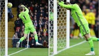 David de Gea's reaction to Watford error 'tells you everything' about Man Utd mistake- transfer n...