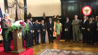 Indonesia (Country) National Day Reception 2015