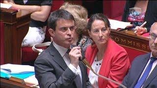 Valls demande au député Marsaud