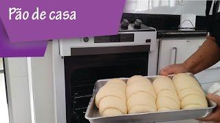Receita – Pão de Casa