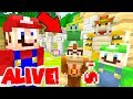 Minecraft | Super Mario Series | They Are Alive! *MAGIC POTION WORKED!* [330]