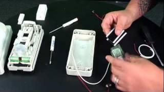 видео Optex RXC-ST извещатель, датчик движения – цена