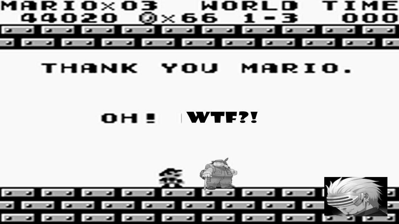 Mal Eben Ne Prinzessin Retten Super Mario Land Youtube