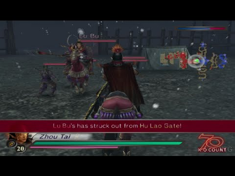 Dynasty Warriors 4 PS2 Gameplay HD (PCSX2)