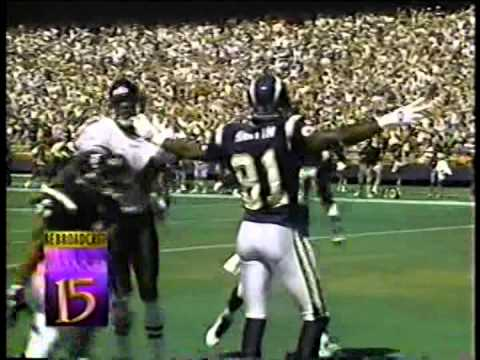 Ravens vs. Chargers, 1997
