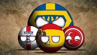 CountryBalls I Новый мир с 1980 года I 7 серия 1 сезон I Турция наносит ответный удар