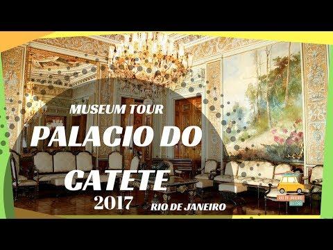 Palacio do Catete the Museum of the Republic | Rio de Janeiro #30
