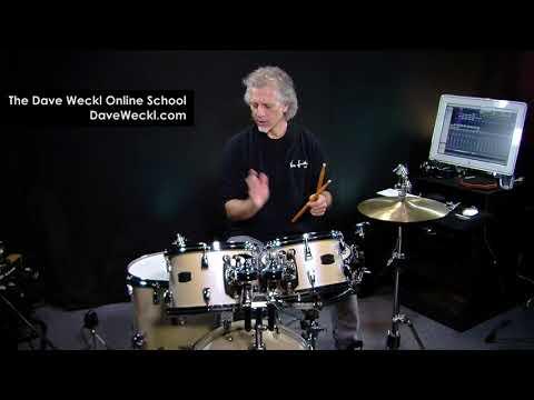 Dave Weckl Online School: Ergonomic Setup