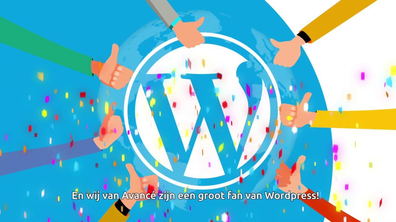 Wordpress website laten maken die veilig en snel is