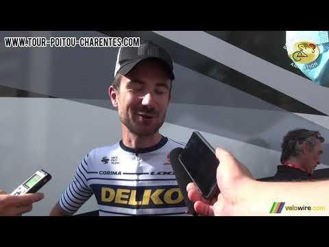 Interview Clément Carisey (Delko) - Tour Poitou-Charentes en Nouvelle-Aquitaine 2021