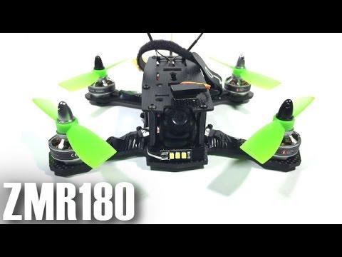 ZMR 180 Carbon FPV Mini Quad - Full Review