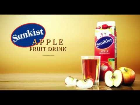 Realflow - Fruit Juice Commercial Simulation