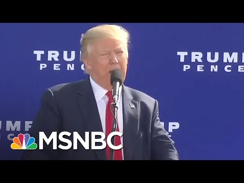 Donald Trump On Opioid Crisis: Just Tell Kids Not To Do Drugs   All In   MSNBC