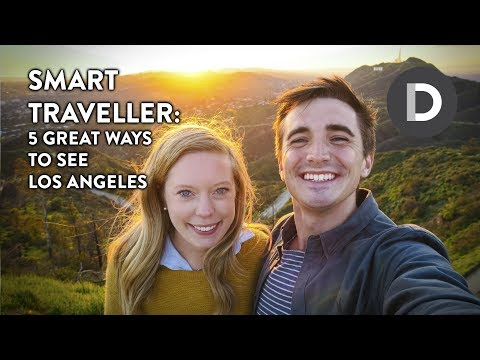 5 Ways to see Los Angeles - Smart Travel Tips E5
