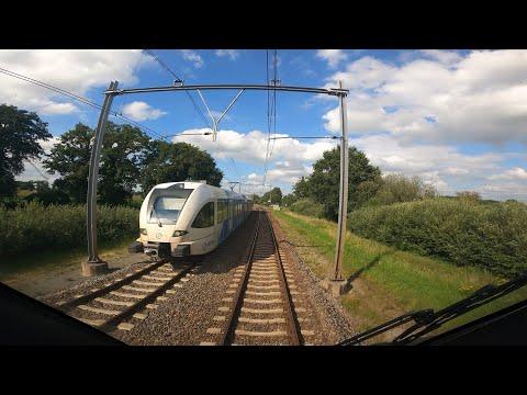 4K Cabinerit Zwolle - Emmen (spitstrein) 24-07-2020
