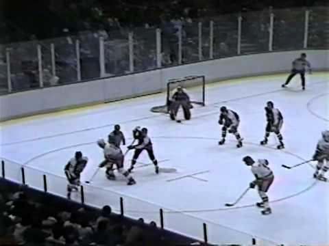 April 8 1978 Rangers at Islanders (partial) Bossy