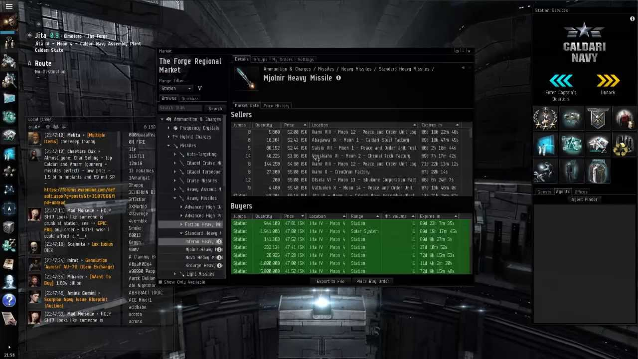 Eve Mogul - The BEST Eve Online Market Trading Guides In ...