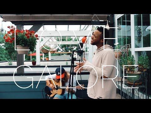 "SZA, Travis Scott - ""Love Galore"" Cover (Acoustic) #SummerSessions - TONYB."