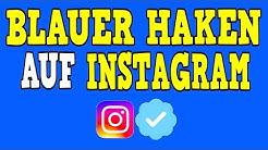 So EINFACH bekommst du den BLAUEN HAKEN auf INSTAGRAM! ✅😍