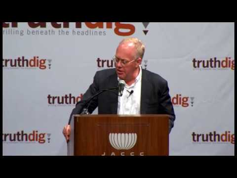Constructing Rebellion, The Overthrow of Corporate Tyrrany - Chris Hedges
