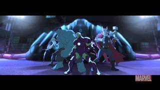Marvel's Avengers Assemble - Trailer 1