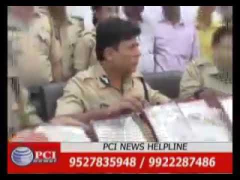 PCI NEWS Ambernath gold Jewellers robbery