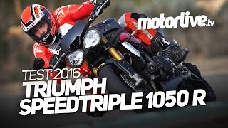 TEST | TRIUMPH SPEEDTRIPLE 1050 R 2016