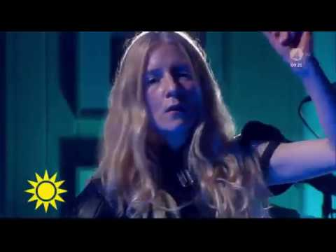 ionnalee; JOY (live on TV4 Nyhetsmorgon)