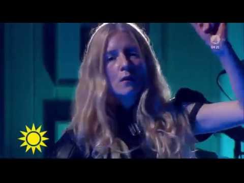 ionnalee; JOY  on TV4 Nyhetsmorgon