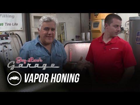 Vapor Honing – Jay Leno's Garage